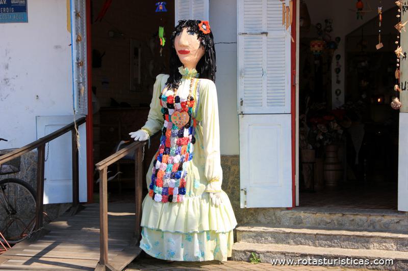 Aparador Inox Madeira ~ Artesanato de Ubatuba, Ubatuba Brasil Fotos Rotas Turísticas