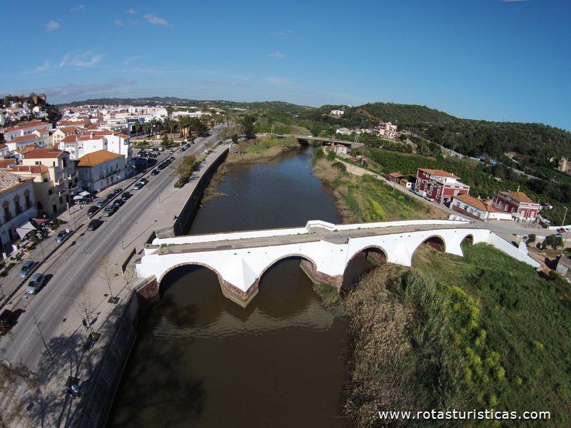 Ponte Romana de Silves, Fotos de, Silves . Algarve - ROTAS TURISTICAS
