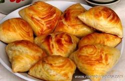 пирожки с тыквой рецепт с фото в духовке