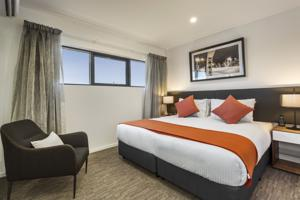 Quest Chermside on Playfield Hotel  Apartments  Brisbane