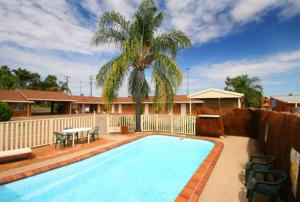 Golden Grain Motor Inn Hotel  Motels  Tamworth