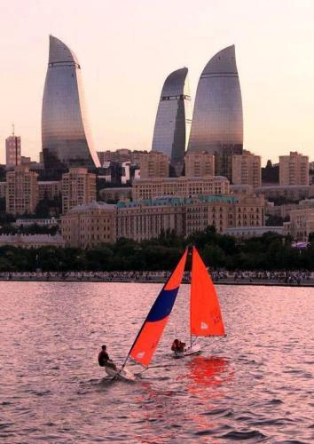 Golden Beach Hotel Baku