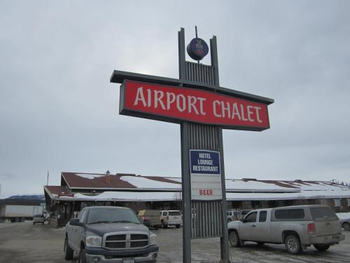 Airport Chalet