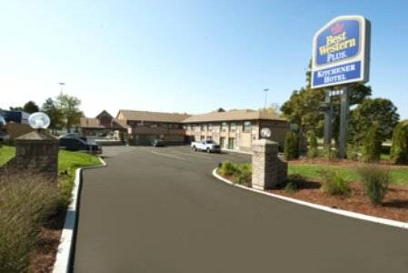 Best Western PLUS Kitchener Hotel