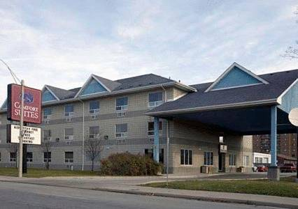 Comfort Suites Downtown Windsor