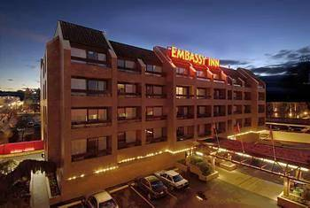The Embassy Inn