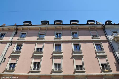 Hôtel At Home