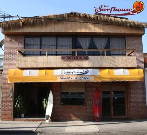 Arica Surf House Hostel