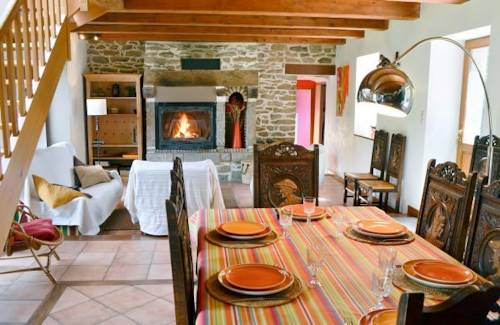 Holiday Home Pont Aven Coteau De Keramperchec