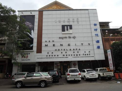 New Men City Hotel & Spa