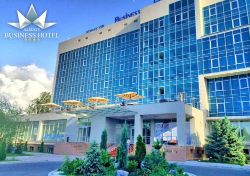Business Hotel Almaty