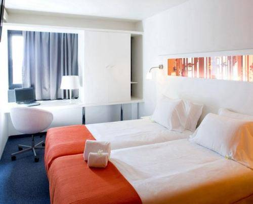 Star Inn Porto – Low Cost Design Hotel