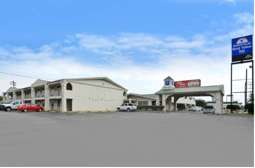 Americas Best Value Inn Beaumont