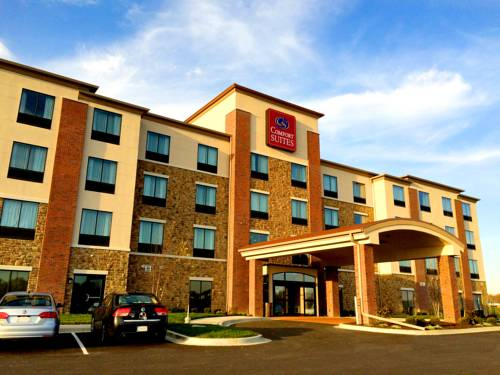 Comfort Suites Bridgeport