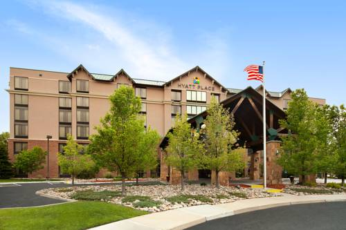 Hyatt Place Denver-South/Park Meadows Hotel  Hotels  Lone Tree