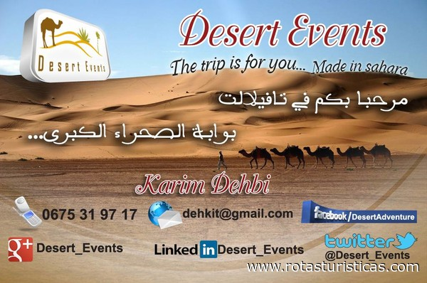 Desert events