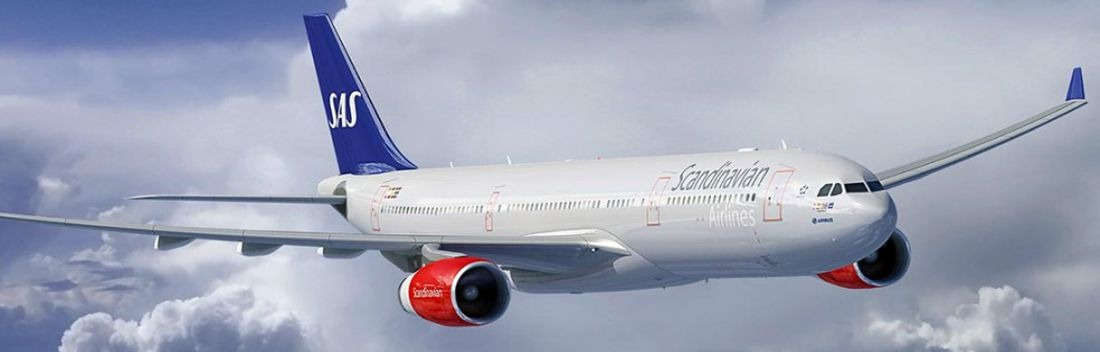 SAS Scandinavian airlines