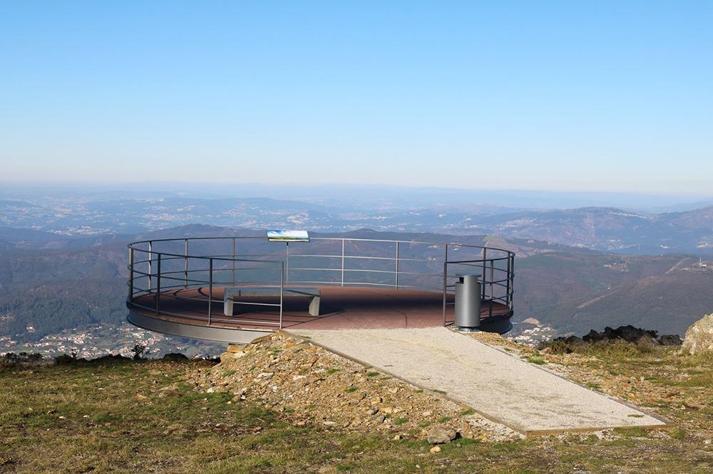 Aussichtspunkt Detrelho da Malhada